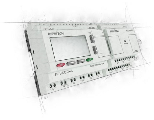 Micro PLC sorozat
